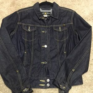 NWOT's Lucky Brand Jean Jacket:)